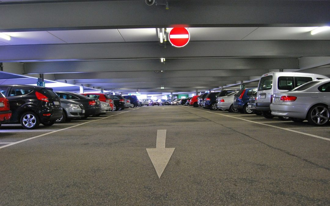 Moeite met inparkeren